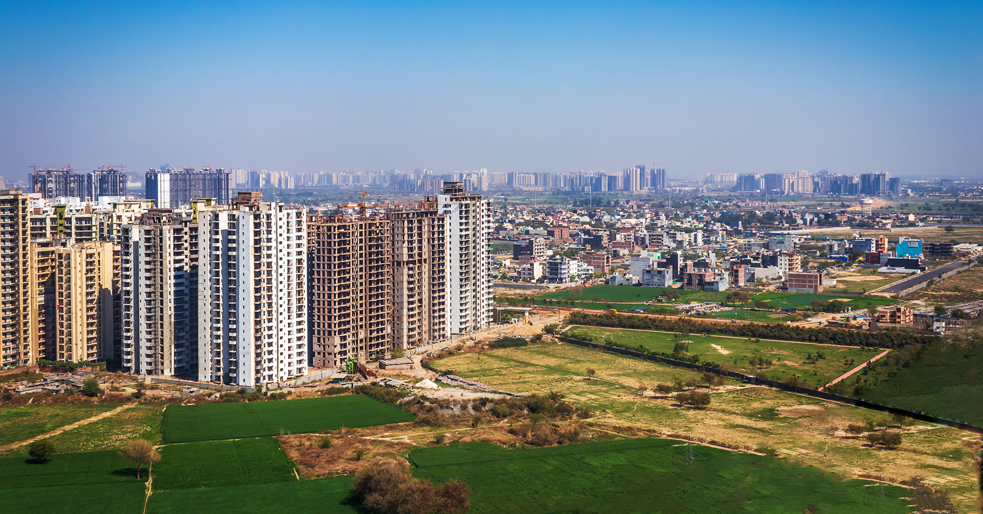 Growth In Real Estate Companies In Noida