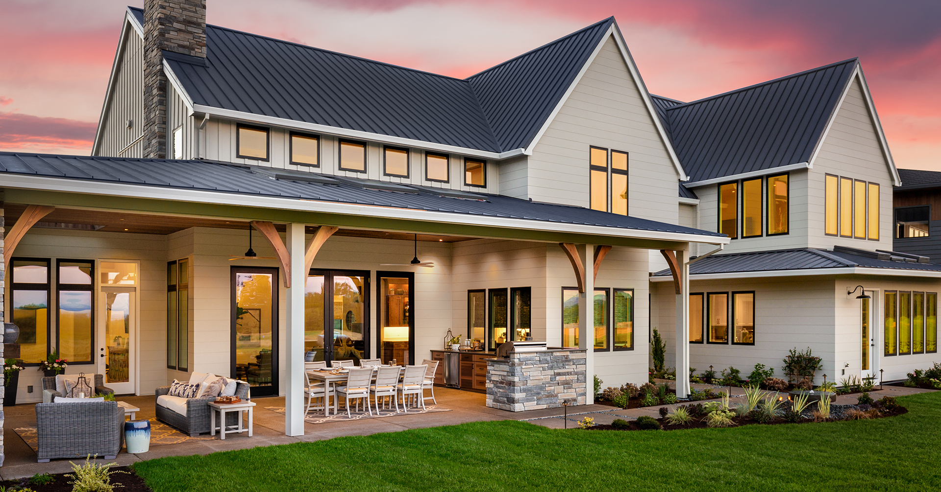 Luxury Features in New Home Construction